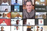 திட்டமிடாமல் ஊரடங்கு அமலால் மக்களுக்கு பாதிப்பு: சோனியா