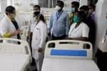 இந்தியாவில் கொரோனாவிற்கு 4,281 பேர் பாதிப்பு