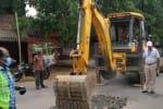 திருப்பூர் குடிநீர் திட்டம்: நின்றிருந்த பணி துவக்கம்