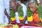 100வது பிறந்த நாள் கொண்டாடிய தியாகி