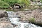 கோடைமழையால் மகிழ்ச்சி :அணைக்கு தண்ணீர் திறப்பு