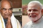 ஜனாதிபதி ராம்நாத், பிரதமர் மோடி ரம்ஜான் வாழ்த்து