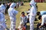 இந்தியாவில் ஒரேநாளில் 6, 566 பேருக்கு கொரோனா:  பாதிப்பு 1. 58 லட்சத்தை கடந்தது