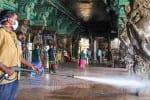 கொரோனா ஊரடங்கால் கர்நாடகா கோவில்களில் ரூ 600 கோடி வருமானம் இழப்பு