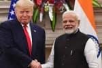 இந்தியாவிற்கு அடுத்த வாரம் 100 வென்டிலேட்டர்கள்:  டிரம்ப்