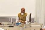 எல்லையில் உள்ள இந்திய வீரர்களுக்குசுதந்திரம்: தளபதிகளுடன் அமைச்சர் ராஜ்நாத் வியூகம்