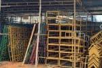 வேதனை: ஊரடங்கால் பாதித்த மேடை அமைப்பாளர்கள்: 100 நாட்கள்  பயனற்று  கிடக்கும் பொருட்கள்