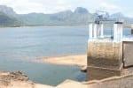 திருமூர்த்தி அணை நீர் மட்டம் சரிவு: கூட்டுக்குடிநீர் திட்டங்களுக்கு பாதிப்பில்லை