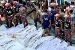 வங்கதேசத்தில் படகு கவிழ்ந்து 23 பேர் பலி