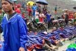 மியான்மர் மரகத சுரங்கத்தில் நிலச் சரிவு: 162 தொழிலாளர்கள் பலி