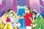 கமிஷனர் கொடுத்த மூணு நாள், 'பார்ட்டி!'