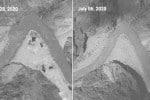 கூடாரத்தை காலி செய்த சீனா; புதிய செயற்கைக்கோள் புகைப்படங்கள்