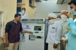 பானி பூரிக்கும் ஏ.டி.எம்.,  குஜராத் இளைஞர் சாதனை