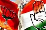 பா. ஜ. , துளசிசெடி- காங். , சிவலிங்கம் : சூடு பிடிக்கும் ம. பி இடை தேர்தல்