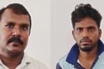 விளாத்திகுளம் பகுதியில் கஞ்சா பதுக்கிய 2 பேர் கைது