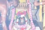 ஆடி அமாவாசை வழிபாடு: கோவிலில் சிறப்பு அபிேஷகம்
