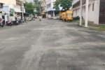 தாறுமாறு ரோடு சீரமைப்பு: 'தினமலர்' செய்தி எதிரொலி