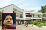 முன்னாள் முதல்வர் ஜெயலலிதா வாழ்ந்த 'வேதா நிலையம்'அரசுடைமை!