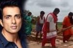 மகள்களை 'மாடாக்கிய' விவசாயிக்கு இந்தி நடிகர் செய்த உதவி