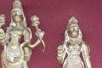 ஐம்பொன் சிலைகள் மீட்பு: 3 பேர் கைது