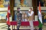 நேபாளத்திற்கு ரூ.2.8 கோடி மதிப்பிலான வென்டிலேட்டர்கள் வழங்கியது இந்தியா