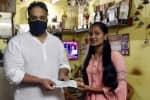 அஜ்மல் கசாப்பை அடையாளம் காட்டிய சிறுமிக்கு கிடைத்தது அரசு வீடு