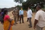 70 லோடு கலப்பட மணல்  அனகாபுத்துாரில் பறிமுதல்
