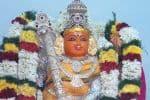 மகிஷாசூரமர்த்தினி  கோவிலில் வேல் விழா