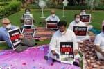 ராஜ்யசபாவில் அநாகரீகமாக நடந்து கொண்ட 8 எம்.பி.,க்கள் சஸ்பெண்ட்