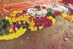 காற்றில் கலந்தது கானக் குரல்; மண்ணில் மறைந்தது பூத உடல்: எஸ்.பி.பி., உடல் அடக்கம்