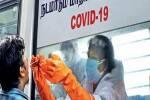 தமிழகத்தில் கொரோனா பாதித்தவர்களில் 5.25 லட்சம் பேர் குணமடைந்தனர்