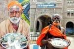15வது முறையாக மதுரை யாசகர் ரூ.10 ஆயிரம் நிதி!