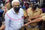 ஐ.ஏ.எஸ்.அதிகாரி சிவசங்கர் மருத்துவமனையில் அட்மிட்