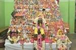 கோவை கோவில்களில்...  நவராத்திரி கொலு வைபவம்