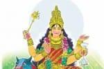 நவராத்திரி நான்காம் நாள்  ஸ்ரீ மஹா கவுரி!
