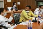கேரளா சென்ற ராகுல்: அதிகாரிகளுடன் ஆய்வு