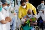 இந்தியாவில் கொரோனா பாதித்தவர்களில் 90 சதவீதம் பேர் மீண்டனர்
