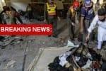 பாகிஸ்தான் பள்ளியில் குண்டுவெடிப்பு: 7 பேர் பலி,70 பேர் காயம்