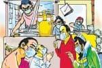 எதிர்க்கட்சியினருக்கும் பாய்ந்த 'கமிஷன்' தொகை!