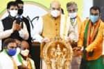 தமிழகத்தில் விரைவில் பா.ஜ., ஆட்சி: அமித்ஷா நம்பிக்கை