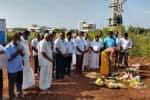 ரூ.55 கோடியில் புதிய குடிநீர் திட்டம்: ஏழு ஊராட்சிகளில் பணி துவங்கியது
