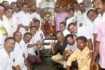 ரஜினி பிறந்த நாள் விழா மக்களுக்கு அன்னதானம்