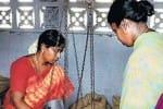 ரேஷன் கடைகளில்  மீண்டும் கைரேகை பதிவு
