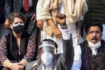 ராகுல், பிரியங்கா பேரணி : டுவிட்டரில் டிரெண்டிங்
