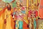 வைகுண்ட ஏகாதசி இரவில் நாடகம் நடத்தும் கிராம மக்கள்