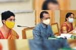 80 வயதினருக்கு தனி ஓட்டுப்பதிவு இயந்திரம்! தேர்தல் பார்வையாளர்களிடம் அரசியல் கட்சியினர் முறையீடு