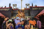 'குடில்கள் அமைத்து தங்க பக்தர்களுக்கு அனுமதி இல்லை': தேவசம்போர்டு அறிவிப்பு