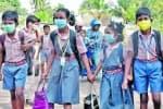 பள்ளிகள் திறப்பு: மத்திய அரசு புதிய வழிகாட்டு நெறிமுறைகள் வெளியீடு