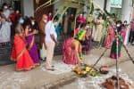 இ.எஸ்.ஐ., மருத்துவமனையில்  பொங்கலோ பொங்கல்!