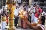 நெல்லையப்பர் கோயில் தைப்பூசம் கொடியேற்றத்துடன் துவங்கியது